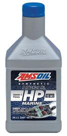 Amsoil HP Marine 2 stroke oil